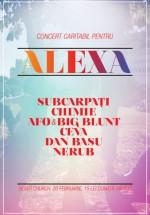 Concert caritabil pentru Alexa în The Silver Church din Bucureşti