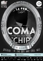 """Concert Coma – lansare """"Chip"""" în Colectiv din Bucureşti"""