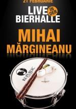 Concert Mihai Mărgineanu în RE:PUBLIC din Bucureşti