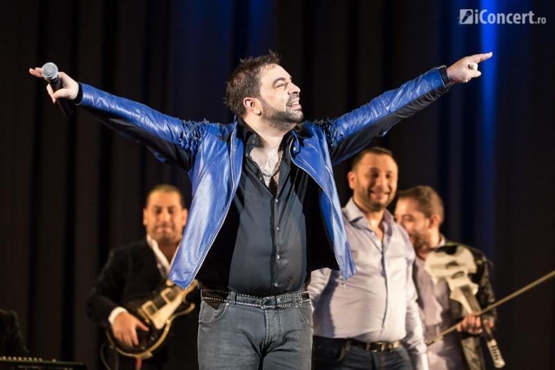 Florin Salam, concert în deschiderea lui Goran Bregovic - Foto: Daniel Robert Dinu / iConcert.ro