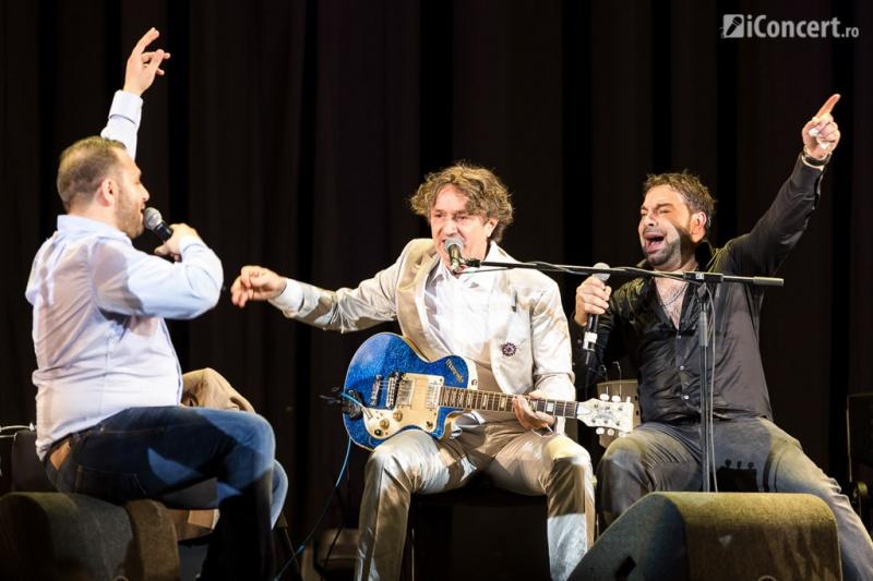 Goran Bregovic şi Florin Salam - Foto: Daniel Robert Dinu / iConcert.ro