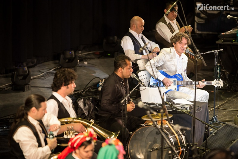 Goran Bregovic & Wedding and Funeral Orchestra - Foto: Daniel Robert Dinu / iConcert.ro