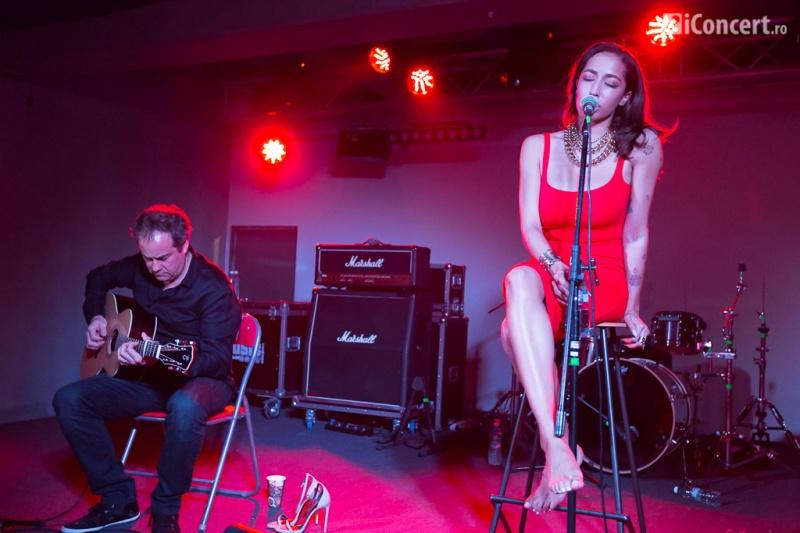 Un show acustic special marca Delilah la Bucureşti - Foto: Daniel Robert Dinu / iConcert.ro