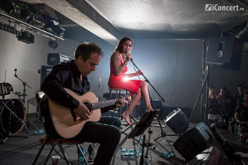 Delilah a oferit un show special la Bucureşti - Foto: Daniel Robert Dinu / iConcert.ro
