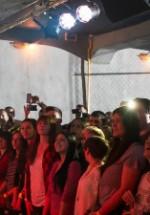 RECENZIE: Energie acustică cu Delilah la Bucureşti (POZE)