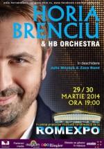 Concert Horia Brenciu la Romexpo din Bucureşti