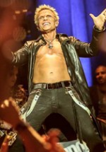 Billy Idol va concerta la Bucureşti şi Cluj-Napoca în iunie 2014