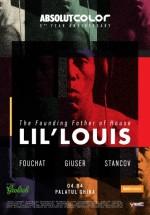 Lil'Louis – COLOR 3rd Year Anniversary la Palatul Ghika din Bucureşti (CONCURS)