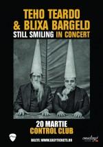 Concert Blixa Bargeld & Teho Teardo în Control Club din Bucureşti