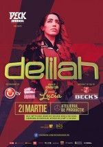 Concert Delilah la Atelierul de Producţie din Bucureşti (CONCURS)