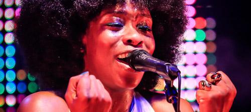 Iyeoka revine cu două concerte în România, la Bucureşti şi Constanţa