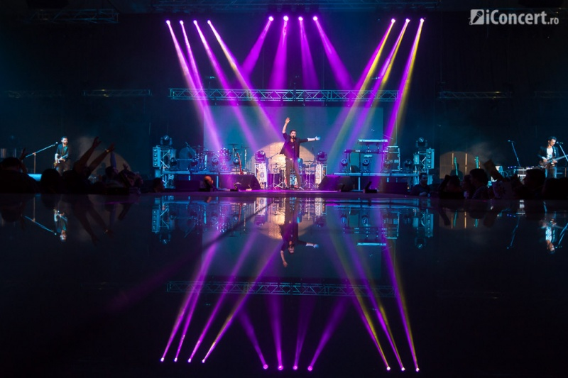 The dAdA au deschis concertul Bere Gratis - Foto: Daniel Robert Dinu / iConcert.ro