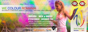 Holi Tour România 2014