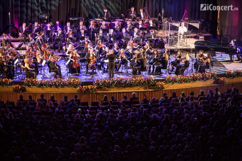 """Spectacolul """"Pe aripile muzicii"""" la Sala Palatului - Foto: Daniel Robert Dinu / iConcert.ro"""