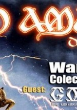 Warm-Up Party Amon Amarth în Club Colectiv din Bucureşti