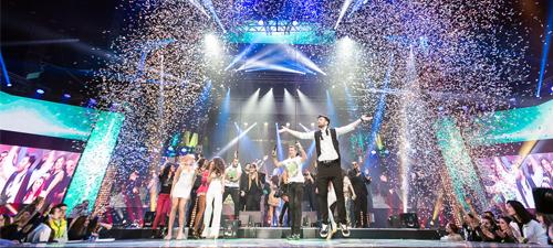 POZE: Gala ZU Music Awards 2014