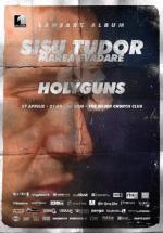 """Concert Sişu Tudor – lansare """"Marea Evadare"""" în The Silver Church din Bucureşti"""