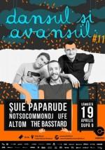 Concert Şuie Paparude în Colectiv din Bucureşti