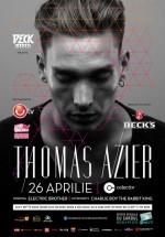 Concert Thomas Azier în Colectiv din Bucureşti (CONCURS)