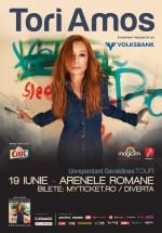 Concert Tori Amos la Arenele Romane din Bucureşti