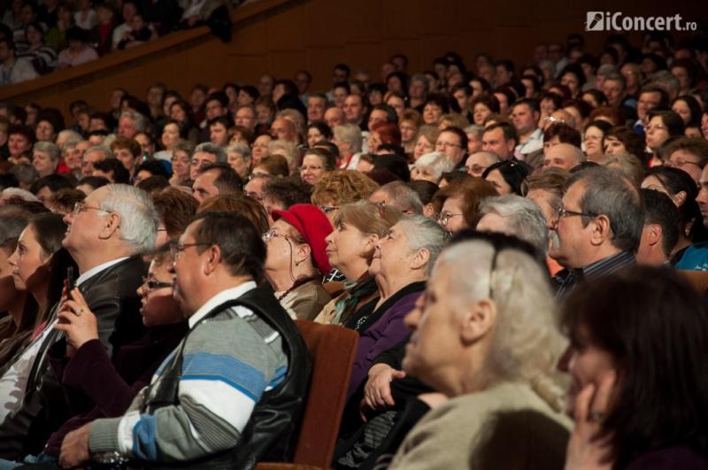 Mii de oameni au urmărit cu sufletul la gură spectacolele - Foto: Betty Cristea / iConcert.ro
