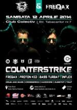 Counterstrike în Club Colectiv din Bucureşti