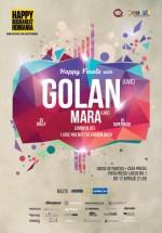 Happy Finals cu GOLAN & Mara la Casa Presei Libere din Bucureşti