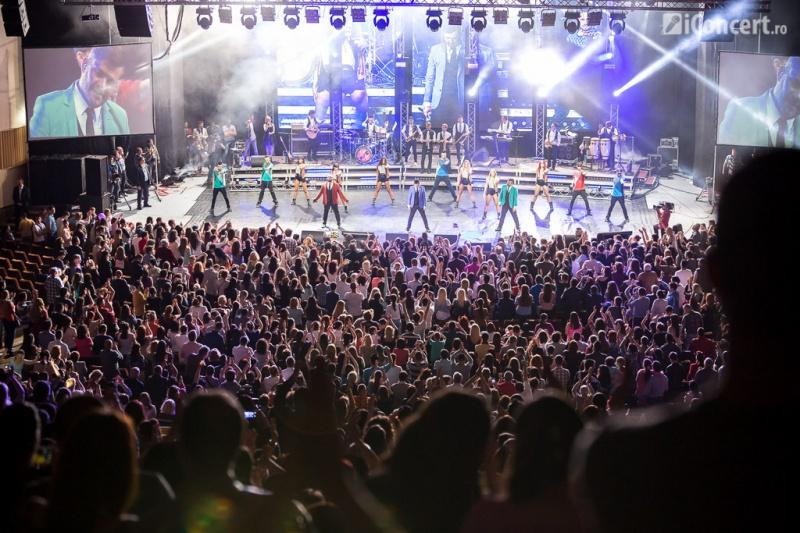 """3 Sud Est în concertul """"Emoţii"""" de la Sala Palatului - Foto: Daniel Robert Dinu / iConcert.ro"""