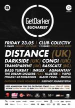 Distance, Darkside, Congi şi Transparent în Club Colectiv din Bucureşti