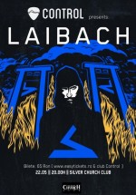 Concert Laibach în The Silver Church din Bucureşti