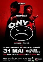 Concert ONYX la Atelierul de Producţie din Bucureşti
