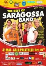 Concert Saragossa Band la Sala Palatului din Bucureşti