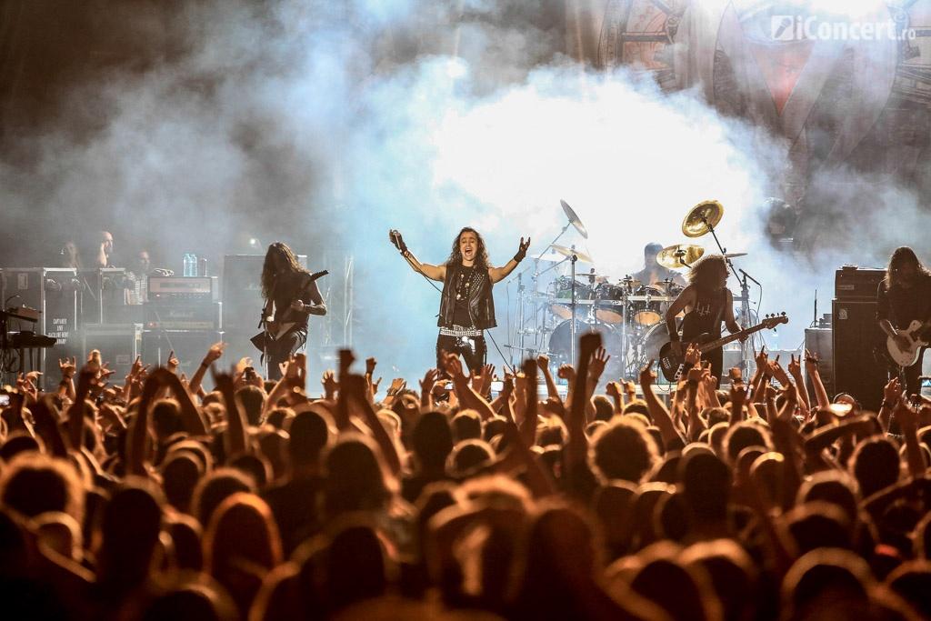 Moonspell au revenit în concert la Bucureşti - Foto: Paul Voicu / iConcert.ro