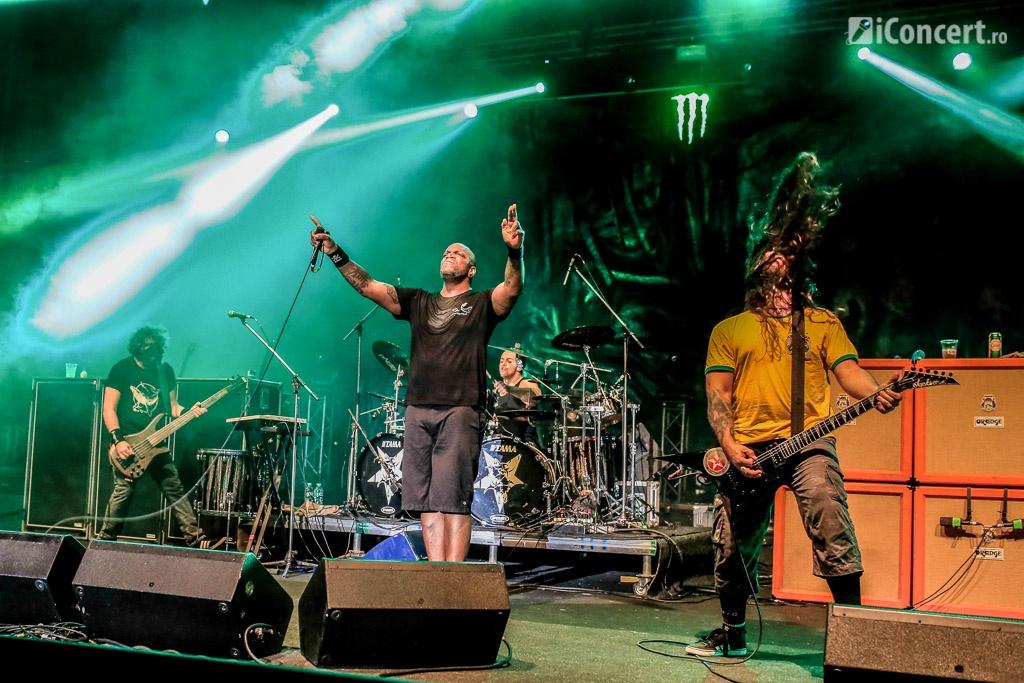 Sepultura, headliner-ii de la METALHEAD Meeting 2014 - Foto: Paul Voicu / iConcert.ro