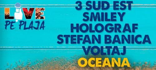 Europa FM a anunţat artiştii care vor concerta Live pe Plajă, pe 2 august 2014