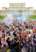 POZE: HOLI Music Color Festival 2014 la Bucureşti