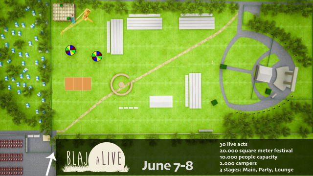 Harta-Blaj aLive 2014