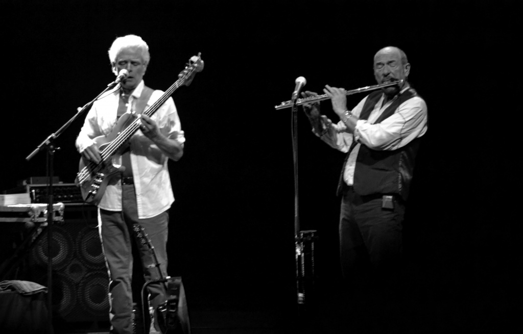 Ian Anderson alături de Jethro Tull la Bucureşti - Foto: Alin Crăciun