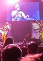 POZE: Saragossa Band la Sala Palatului din Bucureşti