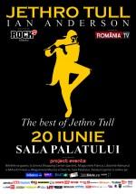 Concert Jethro Tull la Sala Palatului din Bucureşti
