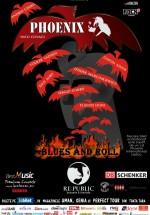 Concert Phoenix în RE:PUBLIC din Bucureşti