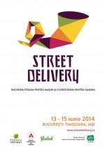 Street Delivery 2014 la Bucureşti (PROGRAM)