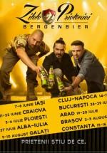 Zilele Prieteniei Bergenbier 2014 la Polus Center din Cluj-Napoca