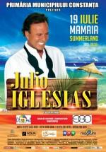 Concert Julio Iglesias la Summerland din Mamaia – ANULAT