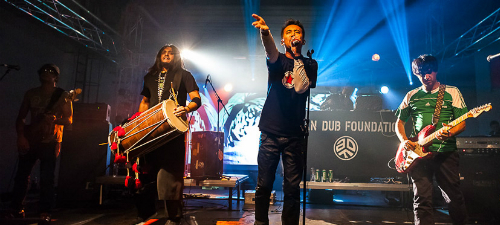 Asian Dub Foundation va concerta la PLAI 2014 la Timişoara