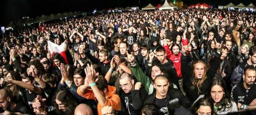 Rockstadt Extreme Fest 2014 se va desfăşura pe două scene