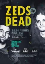 Zeds Dead la Fusion Arena din Bucureşti