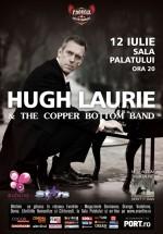 Concert Hugh Laurie la Sala Palatului din Bucureşti