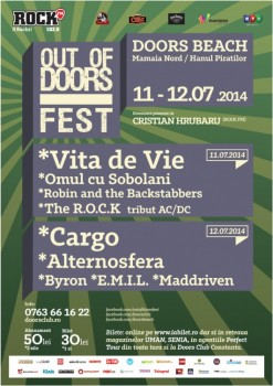 Out of  Doors Fest 2014
