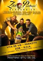 Zilele Prieteniei Bergenbier 2014 la Alba Iulia, în Piaţa Cetăţii